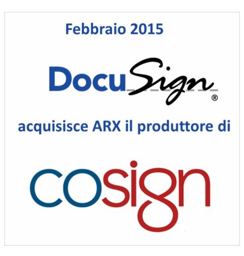 DocuSign_acquisisce_ARX